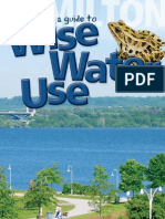 Canada;  A Guide to Wise Water Use - Hamilton, Ontario