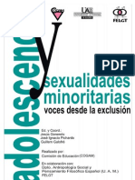 Adolescencia y Sexual Ida Des Min