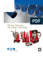 Eaton Internormen Filtration for  Oil Service Equipment