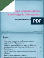 Assignment Instruction 1 - 09BM