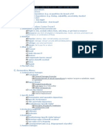 Commercial Litigation Notes (Edit)