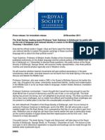 Arab Spring - Professor Yasir Suleiman