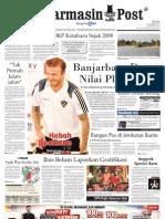 Banjarmasin Post edisi cetak 29 November 2011