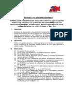 DIRECTIVA N° 042-DREJ-DGP-CES