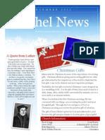 Bethel News December 2011