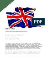 The English Flag