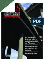 Revista Admon. Riesgos y Seguros