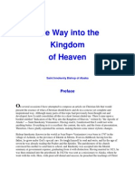 The Way Into the Kingdom of Heaven