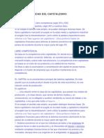 FASES HISTÓRICAS DEL CAPITALISMO
