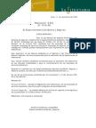 Reglamento de Fideicomiso