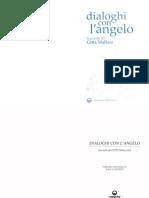 Dialoghi Con l'Angelo Di Gitta Mallasz