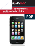 710290 1 Mobile Talk Install Manual for iPhone