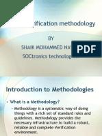 Open Verification Methodology