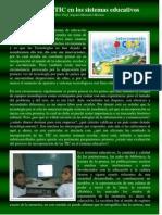 El Uso de La TIC en Los Sistemas Educativos