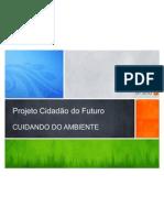 Cidadão do futuro OCA para estudo