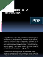 TRABAJO DE TRIGONOMETRIA