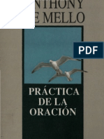 Practica de La Oracion - Anthony de Mello[1]