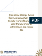 Wedding Packages 2010-2011 gran bahia principe