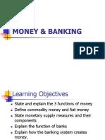 Topic - Money & Banking System & Monetary Policy STU b