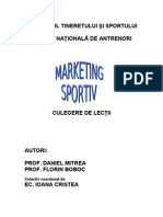 Marketing Sportiv