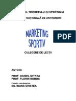 Marketing Sportiv
