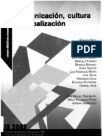 Comunicacion Cultura y Globalizacion - Catedra UNESCO de Comunicacion Social