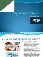 Agencias de Viajes clasificación