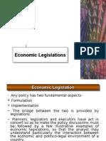 Economic Legislation