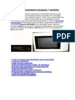Forno Micro on Das Inverter