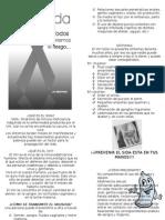 folleto SIDA