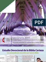 Leccionario 2011 - completo