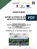 Evaluarea Impactului Asupra Mediului Orastie-Sibiu