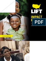 LIFT Impact Report 2011