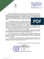 Convocatoria D+¡a en Bici - 4.12.11