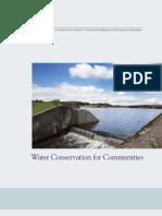 Pennsylvania; Water Conservation for Communities - Penn State University