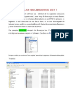Tutorialcomoinstalarsolidworks2012