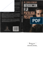 447 - Esdras Betancourt - Introducción a la Psicología Pastoral