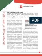 Tma Cdma Networks White Paper