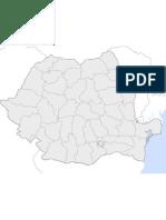 Harta Muta a Romaniei
