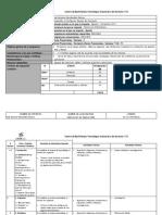 Planeacion Curricular Agosto-DIciembre 2011 Ensamble y Configuracion de Equipo de Computo