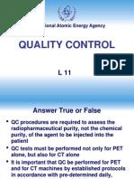 PETCT L11 Quality Control WEB