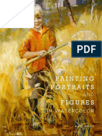 Painting Portraits and Figures in Watercolor by Mary Whyte - Excerpt