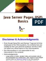 Jsp Speaker's Note
