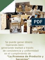 Calidad en los servicios hoteleros - Oscar Gómez Comelli