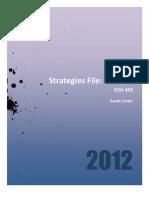 Strategies File