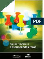 Guia de Enfermedades Raras en Argentina Marzo 2010