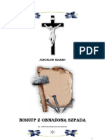 JAROSŁAW SZAREK - BISKUP Z OBNAŻONĄ SZPADĄ (Kardynał Adam Sapieha)