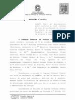 Portaria CSJT no. 86/2.011