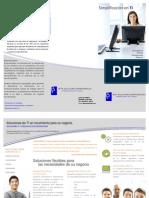 Brochure Beta Soluciones Empresariales