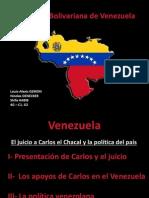 Presentation Espagnol Venezuela
